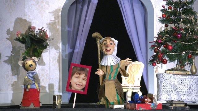 Frohe Weihnachten (für ein Mädchen)